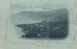 U.991.  Un Saluto Da SAN REMO - 1899!! - San Remo
