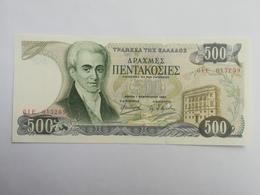 GRECIA 500 DRACME 1983 - Grecia