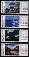 Greenland. Frama. New Stamps 2018 MNH - Automatenmarken