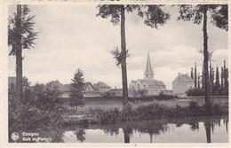 Emelgem, Kerk En Pastorij (pk51741) - Izegem