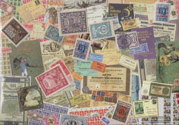 Russland Out The Years 1918 Until 1923 Stamps-10 Different Stamps - 1917-1923 Republic & Soviet Republic