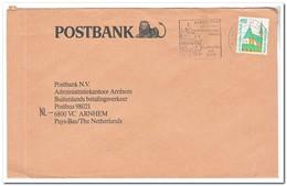 Duitsland 1989, Abstempelung Königstein Im Taunus Heilklimatischer Kurort, Stadtrechte Seit 1313 - Brieven En Documenten