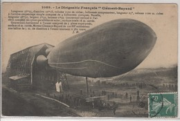 78-  Dirigeable  Français  - Clement- Bayard   14/11/ 1909 Et Dimensions - Dirigibili