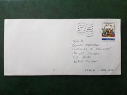 (9521) ITALIA STORIA POSTALE 1993 - 6. 1946-.. Repubblica