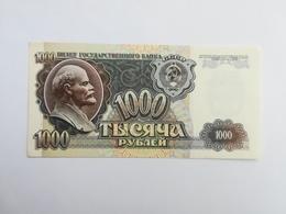 RUSSIA 1000 RUBLI 1992 - Russia