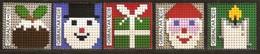Gibraltar  1996 Yvertn° 787-791 *** MNH  Cote 6,50 Euro Christmas Kerstmis Noël - Gibraltar