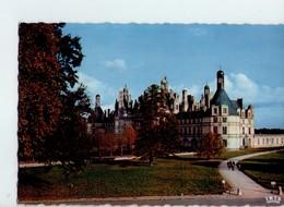 """U4051 Postcard CHATEAU DE CHAMBORD (FRANCE)  CASTELLO SCHLOSS CASTLE CASTILLO _ Ed C.D. 3 """"le Chateaux De La Loire"""" - Castelli"""