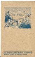 CARTE FRANCHISE MILITAIRE + EMPRUNT DE LA LIBERATION - VICTOIRE - NON ECRITE - TTBE - Marcophilie (Lettres)