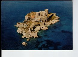 U4052 Postcard CHATEAU D'IF, Marseille (FRANCE)  CASTELLO SCHLOSS CASTLE CASTILLO _ Ed De France 7068 / Italcolor - Castelli