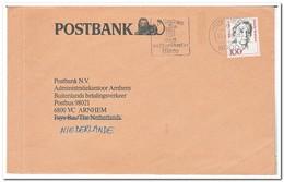 Duitsland 1989, Abstempelung München Stadt Weltberühmter Biere - Brieven En Documenten