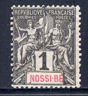 NOSSI-BE - 27(*) - TYPE GROUPE - Nossi-Bé (1889-1901)