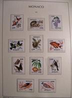 MONACO COLLECTION DE 2002 A 2010 QUASI COMPLETE TIMBRES BLOCS ET CARNETS NEUFS** LUXE FACIALE IMPORTANTE - Collections, Lots & Séries