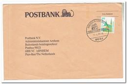 Duitsland 1989, Abstempelung Rodach B Coburg 1 Thermal Bewegungsbad - [7] West-Duitsland