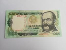 PERU' 1000 PESOS ORO 1979 - Perù