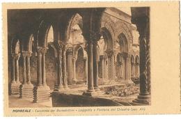 MONREALE.- CONVENTO DEI BENEDETTINI. - Palermo