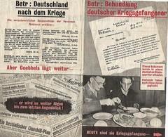Flugblatt - 1939-45