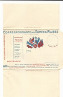 CARTE FRANCHISE MILITAIRE - 14/18 - CARTE LETTRE  - NON ECRITE - TTBE - Marcophilie (Lettres)