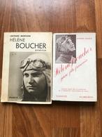 2 Biographies De L'aviatrice Hélène Boucher - Biographie