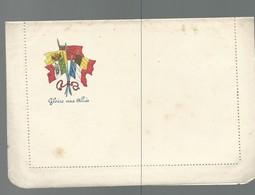 CARTE FRANCHISE MILITAIRE - 14/18 - CARTE LETTRE  - NON ECRITE - BE - Marcophilie (Lettres)