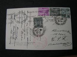 Mobaco Card 1916 - Monaco