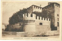 FONTANELLATO- CASTILLO DEI CONTI SANVITALE. - Parma