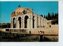 U4063 Postcard GETHSEMANE (ISRAEL) - ISRAELE _ HOLY VIEWS 16 Photo By Giovanni Trimboli - Israele