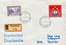 Postal History Cover: Austria R Cover - 1945-.... 2nd Republic