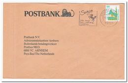 Duitsland 1989, Abstempelung Stuttgart Kultur Freizeit Sport Unterhaltung Ausstellungen - Brieven En Documenten