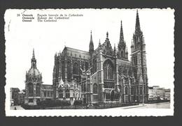 Oostende - Zijkant Der Cathedraal - Tax - Oostende