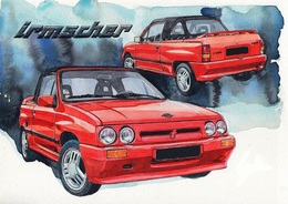 @@@ MAGNET - Opel Copsa Irmscher - Publicitaires