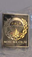 Pins Amicale Des Anciens Légionnaires Parachutistes - Militaria