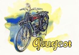 @@@ MAGNET - Peugeot P102 B - Publicitaires