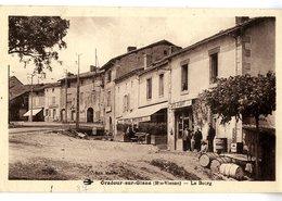87  ORADOUR SUR GLANE  LE BOURG - Oradour Sur Glane