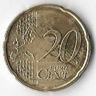 Netherlands 2016 20 (Euro) Cents [C824/2D] - Netherlands