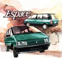 @@@ MAGNET - Renault Espace - Publicitaires