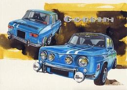 @@@ MAGNET - Renault Gordini - Publicitaires