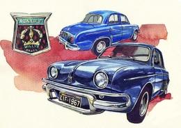 @@@ MAGNET - Renault Willys Gordini - Publicitaires