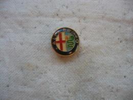 Pin's Embleme Des Automobiles ALFA ROMEO - Alfa Romeo
