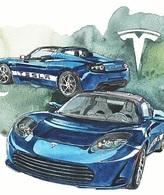 @@@ MAGNET - Tesla - Publicitaires