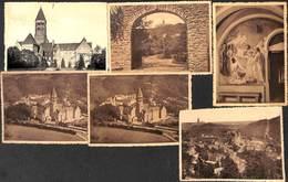 Clervaux - Lot De 6 Cartes (Abbaye, Voir Scans) - Clervaux