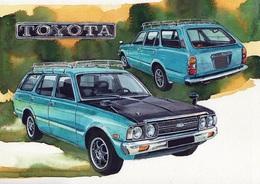 @@@ MAGNET - Toyota Corona Sw - Publicitaires