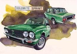 @@@ MAGNET - Triumph Vitesse Mk2 - Publicitaires