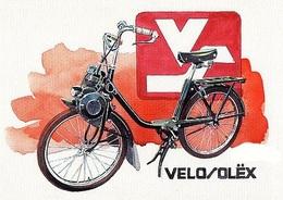 @@@ MAGNET - Velo Solex - Publicitaires