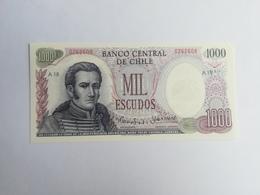 CILE 1000 ESCUDOS - Chili