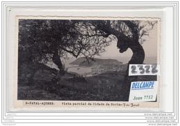 8323 AK/PC/FOTO /CARTE PHOTO /2328/ACORES/VISTA PARCIAL DA CIDADE DA HORTA/ FOTO JOVIAL /TTB - Açores