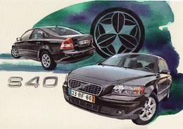 @@@ MAGNET - Volvo S40 - Publicitaires
