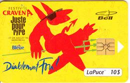 CANADA - Festival Craven Juste Pour Rire '96, Tirage 25000, 05/96, Used - Canada