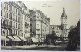 RUE DE LYON - PARIS - Arrondissement: 12
