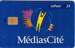 CANADA - Medias Cite, Tirage 1500, 11/96, Used - Canada