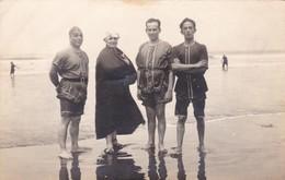 VINTAGE RARES MAILLOTS SWIMSUITS TRAJES DE BAÑO CIRCA 1920s- BLEUP - Fotografie